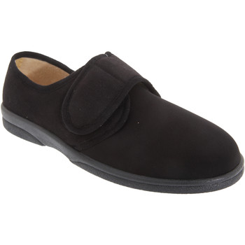 kengät Miehet Tossut Sleepers  Black