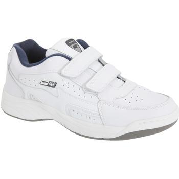 kengät Miehet Matalavartiset tennarit Dek Arizona White