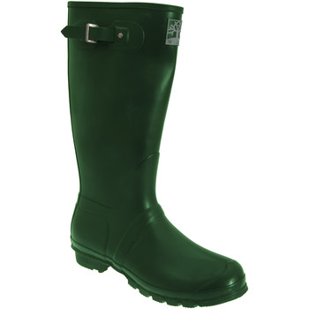 kengät Miehet Kumisaappaat Woodland  Green