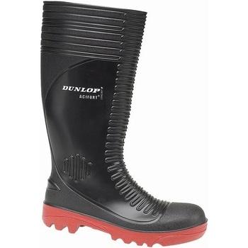 kengät Miehet Turvakenkä Dunlop Acifort A252931 Black