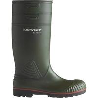 kengät Miehet Turvakenkä Dunlop A442631 Actifort Heavy Duty Green