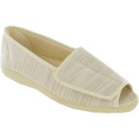 kengät Naiset Sandaalit ja avokkaat Mirak Quimper BEIGE