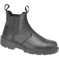 kengät Bootsit Amblers FS116 (BLACK) Black