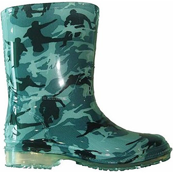 kengät Pojat Kumisaappaat Cotswold PVC KIDS WELLINGTONS Camouflage
