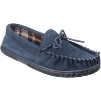 kengät Miehet Mokkasiinit Cotswold Alberta Navy