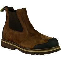 kengät Miehet Bootsit Amblers 225 S3 WP Brown