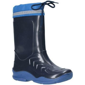 kengät Pojat Kumisaappaat Mirak SPLASH KIDS BOOT Blue