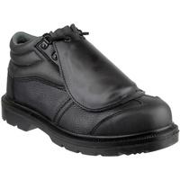 kengät Miehet Mokkasiinit Centek 333 S3 HRO METATARSAL Black
