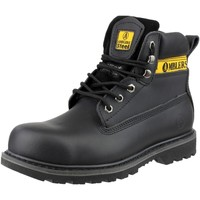 kengät Miehet Työ ja turvakengät Amblers FS9 Black