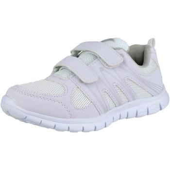 kengät Naiset Matalavartiset tennarit Mirak MILOS VELCRO ADULTS White