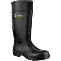 kengät Miehet Turvakenkä Amblers FS100 Safety Black Wellingtons Black