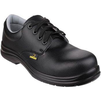 kengät Derby-kengät Amblers FS662 Safety ESD Shoes Black