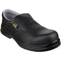 kengät Mokkasiinit Amblers FS661 Safety Boots Black