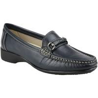 kengät Naiset Mokkasiinit Cotswold Barrington Navy