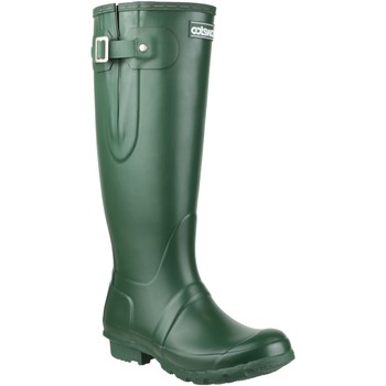 kengät Kumisaappaat Cotswold Windsor Welly Boot Green