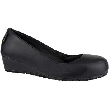 kengät Naiset Saappaat Amblers FS107 SB HEEL Black