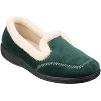 kengät Naiset Tossut Fleet & Foster  Green