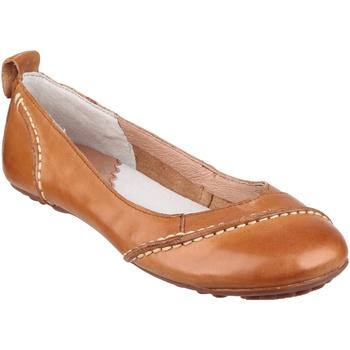 kengät Naiset Balleriinat Hush puppies Janessa Tan