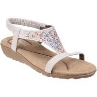 kengät Naiset Sandaalit ja avokkaat Divaz  White