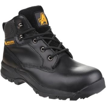 kengät Naiset Turvakenkä Amblers  Black