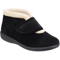 kengät Naiset Tossut Fleet & Foster Levitt Black