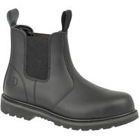 kengät Turvakenkä Amblers FS5 Black