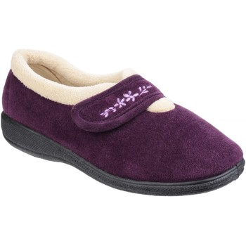 kengät Naiset Tossut Fleet & Foster  Plum