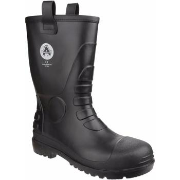 kengät Kumisaappaat Amblers  Black