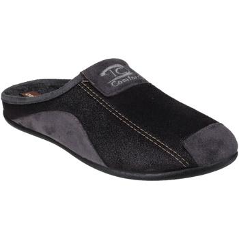 kengät Miehet Tossut Cotswold  Black