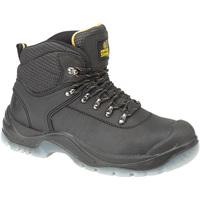 kengät Miehet Turvakenkä Amblers FS199 (BLACK) Black