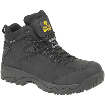 kengät Miehet Turvakenkä Amblers FS190 SAFETY Black