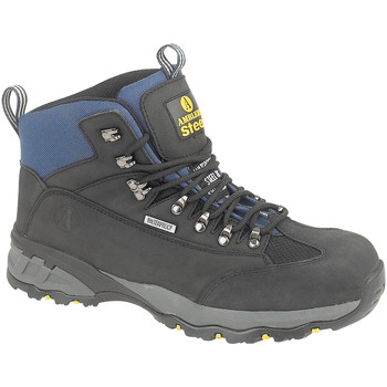 kengät Miehet Turvakenkä Amblers FS161 SAFETY Black