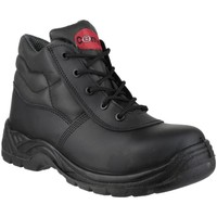 kengät Naiset Turvakenkä Centek FS30C SAFETY Black