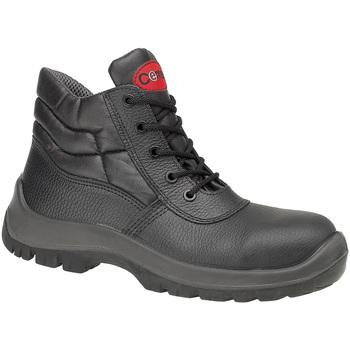kengät Miehet Turvakenkä Centek FS30C SAFETY Black