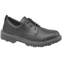 kengät Miehet Derby-kengät Centek FS133 SAFETY Black