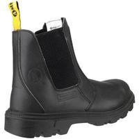 kengät Miehet Bootsit Centek FS129 SAFETY Black