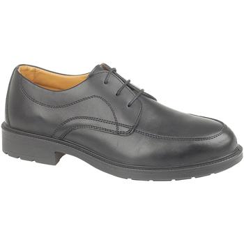 kengät Miehet Derby-kengät Amblers FS65 SAFETY Black