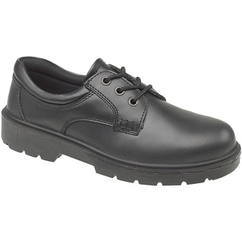 kengät Miehet Derby-kengät Amblers FS38c Safety Black