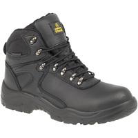 kengät Miehet Turvakenkä Amblers FS218 Safety Black