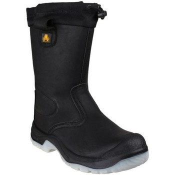 kengät Naiset Turvakenkä Amblers FS209 SAFETY Black