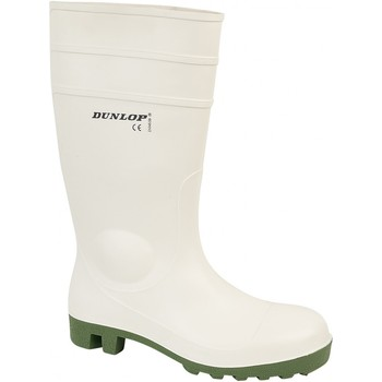 kengät Miehet Turvakenkä Dunlop FS1800/171BV WHITE
