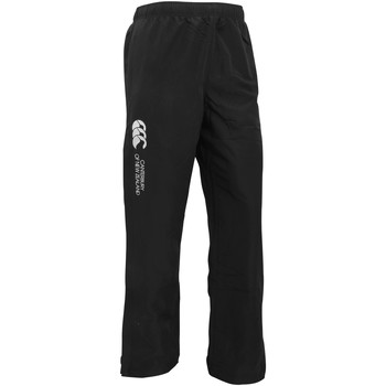 vaatteet Miehet Verryttelyhousut Canterbury CN250 Black