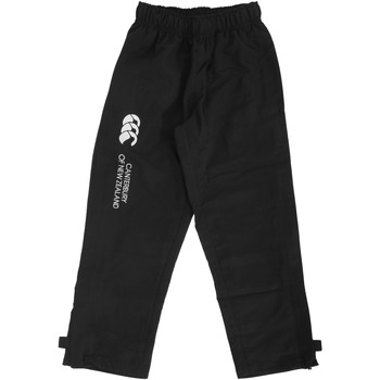 vaatteet Lapset Verryttelyhousut Canterbury CN250B Black
