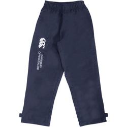vaatteet Lapset Verryttelyhousut Canterbury CN250B Navy