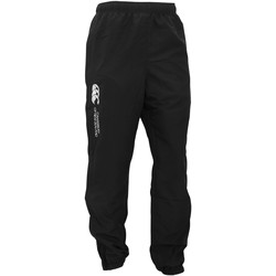 vaatteet Miehet Verryttelyhousut Canterbury CN251 Black