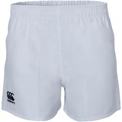 vaatteet Miehet Shortsit / Bermuda-shortsit Canterbury CN310 White