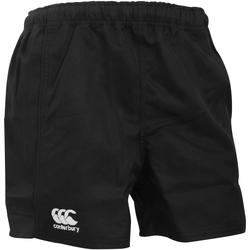 vaatteet Miehet Shortsit / Bermuda-shortsit Canterbury Advantage Black