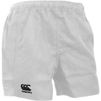 vaatteet Miehet Shortsit / Bermuda-shortsit Canterbury Advantage White
