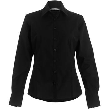 vaatteet Naiset Paitapusero / Kauluspaita Kustom Kit Business Black