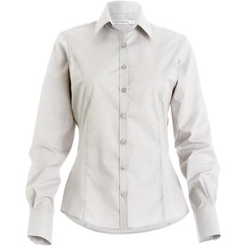 vaatteet Naiset Paitapusero / Kauluspaita Kustom Kit Business White